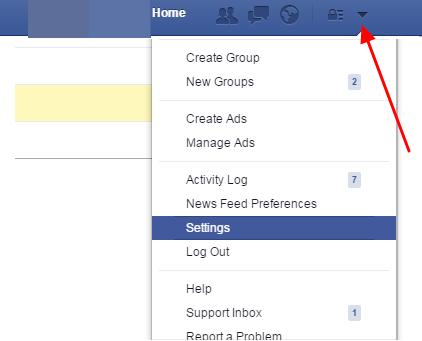 podesavanja na fejsbuku