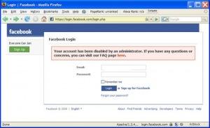 Zašto vam Fejsbuk može blokirati nalog?