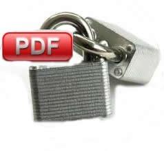 Kako skinuti zaštitu sa PDF dokumenata?