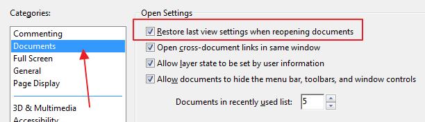 Kako da nastavite gde ste stali sa čitanjem PDF-a?