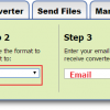 email adresa