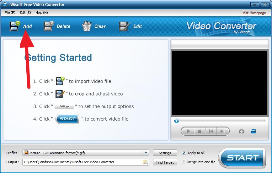 Dva načina da napravite GIF animacije od video snimaka