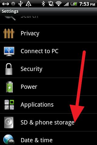 sd phone storage Kako da oslobodite memoriju na svom Android telefonu
