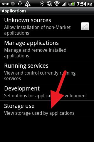 storage use Kako da oslobodite memoriju na svom Android telefonu