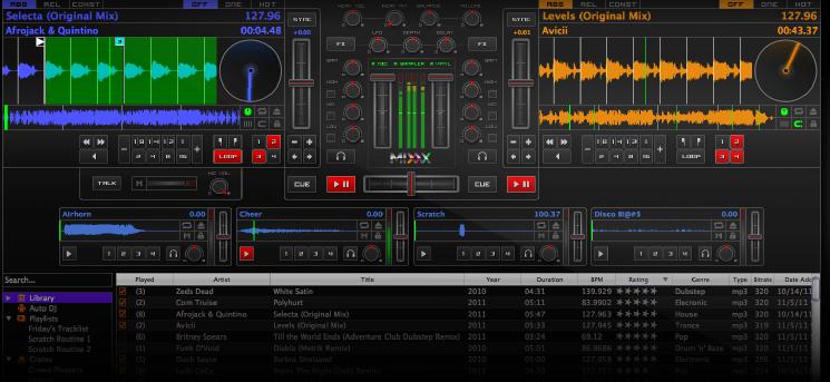 Najbolji besplatni DJ programi za miksovanje muzike