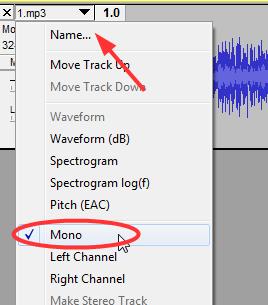 mono Audacity   Program za snimanje i obradu zvuka