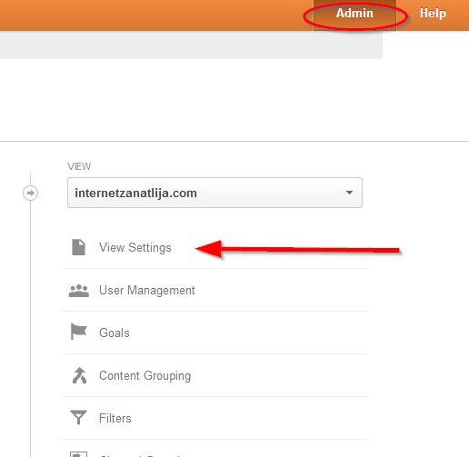 Kako da pratite pretrage na sopstvenom sajtu?
