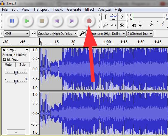 record Audacity   Program za snimanje i obradu zvuka