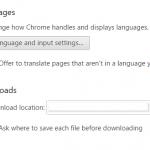 Kako da promenite jezik prikaza Google Chroma i Mozile?