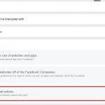 Izbacite svoje ime iz Fejsbuk oglasa
