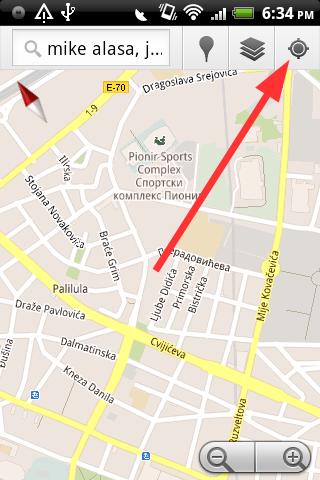 Kako da koristite mape na Android telefonu?