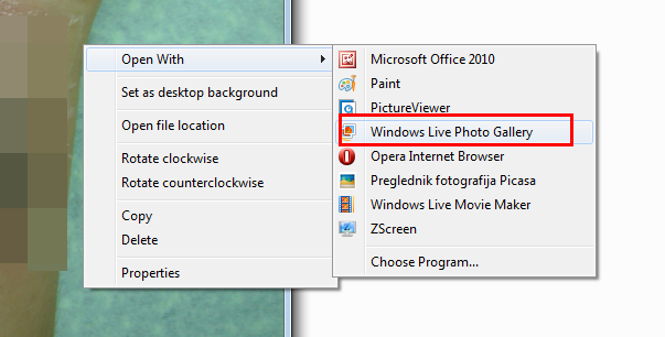 Kako da promenite datum i vreme slikanja fotografije?