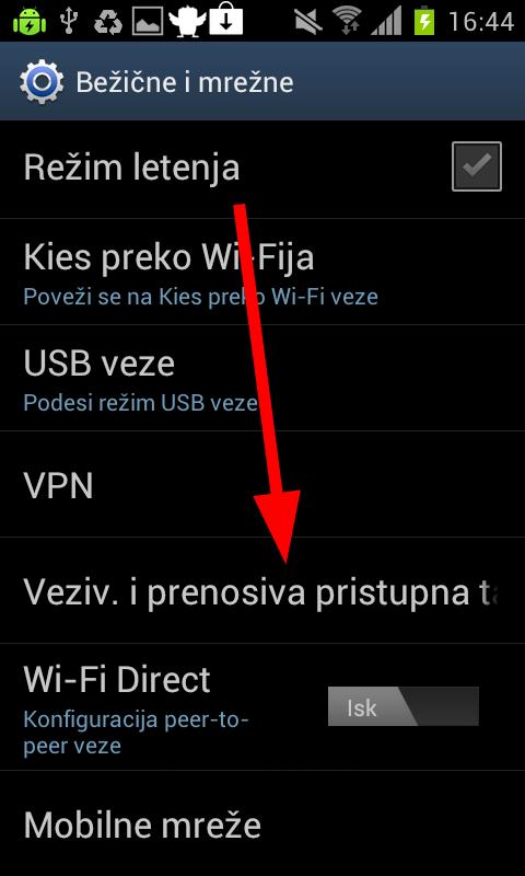 tethering portable wifi Kako da koristite svoj Android telefon kao Wireless Hotspot?