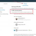 Kako biti anoniman na LinkedInu?