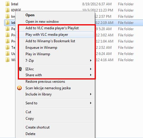 Kako koristiti CCleaner da očistite meni desnog klika mišem?