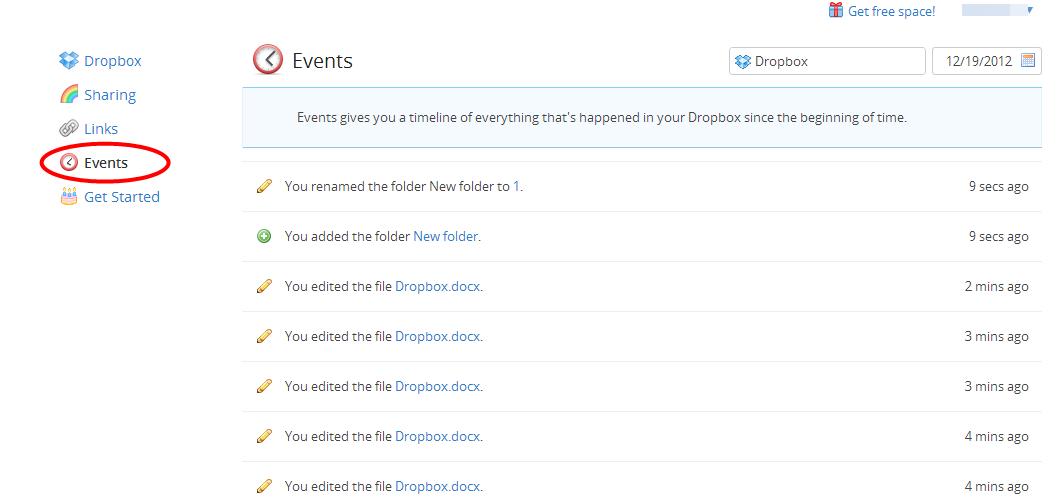 Povratite prethodne ili obrisane verzije fajlova iz Dropbox-a