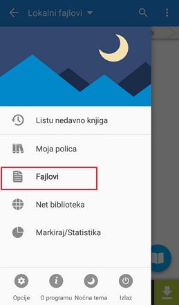 fajlovi elektronske knjige