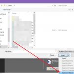 Kako da otvorite oštećeni Word, Excel ili drugi dokument?