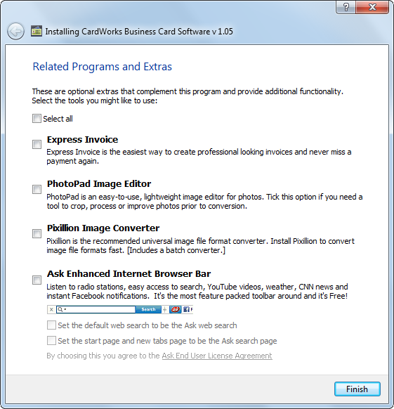 Installing CardWorks Business Card Software v 1 CardWorks – besplatan program za izradu i dizajn vizit karti