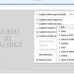 Kako uslikati celu veb stranicu?