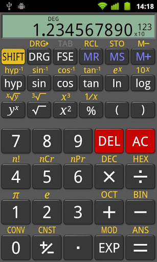 kalkulator android