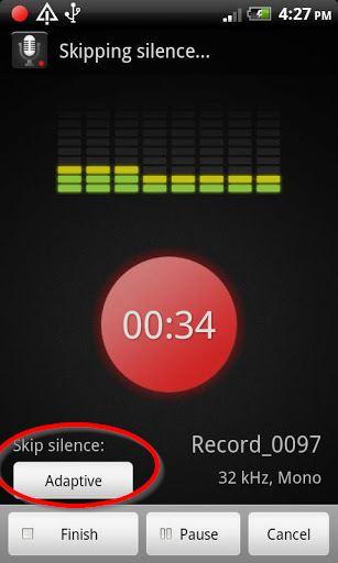 smart phone recorder