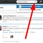 Napredna pretraga Tvitera