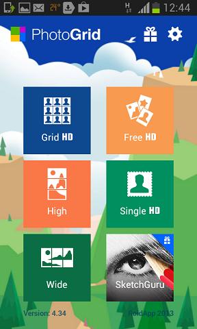 Photogrid – odlična Android aplikacija za izradu kolaža od slika