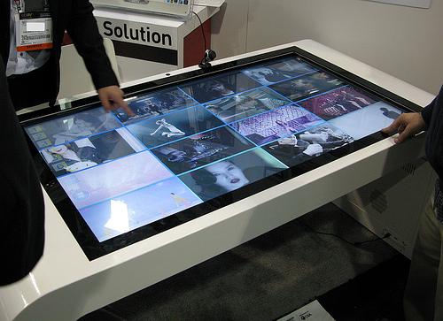 ekran na dodir