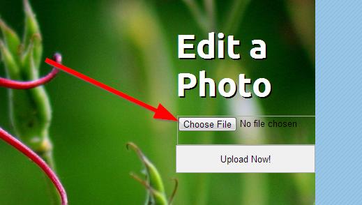 Kako ukloniti tekst sa slike pomoću LunaPic?