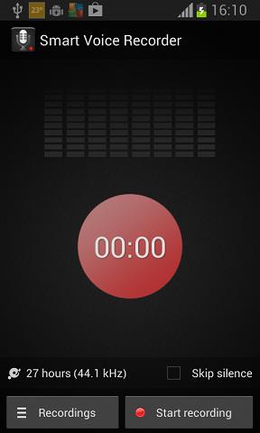 Najbolje besplatne android aplikacije za snimanje glasa