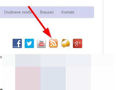 Kako ubaciti RSS dovod u Outlook?