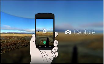panoramska slika android
