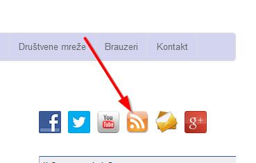 Svi RSS dovodi sa omiljenih sajtova na jednom mestu – QuiteRSS