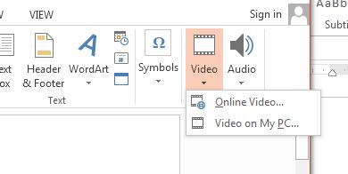 Kako ubaciti video u PowerPoint prezentaciju?