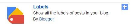 labels oznaka bloger