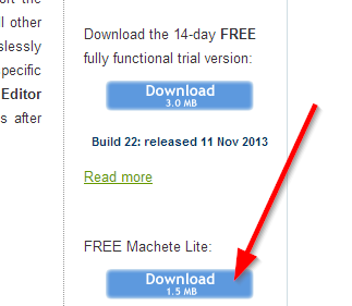 free verzija machete