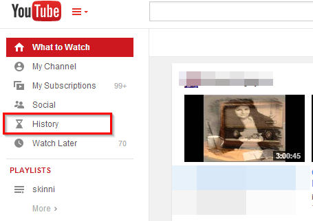 Kako da ponovo pronađete video sa Youtube-a, kome ste zaboravili ime?