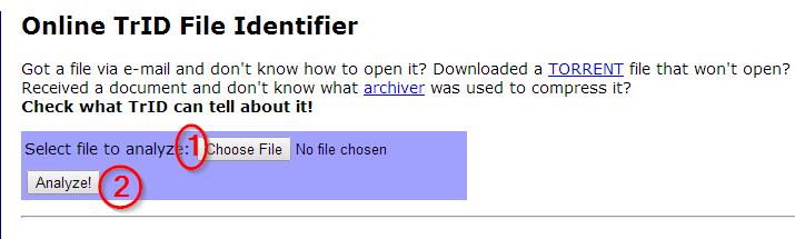 Kako identifikovati nepoznatu ekstenziju fajla?