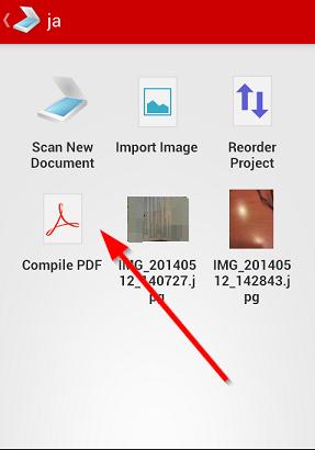 skenirajte pdf