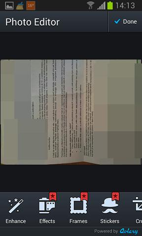 doradjivanje slike pdf skener