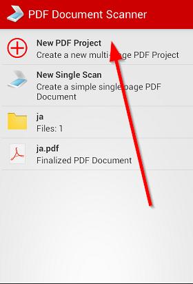 novi projekat pdf