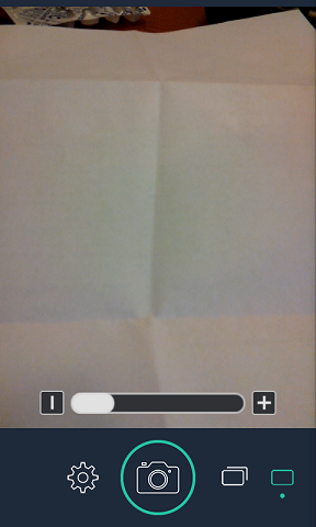 skeniranje PDF dokument