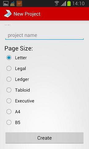 velicina papira pdf skener