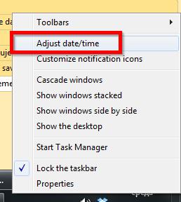 Pratite vreme  u nekoliko vremenskih zona na svom računaru
