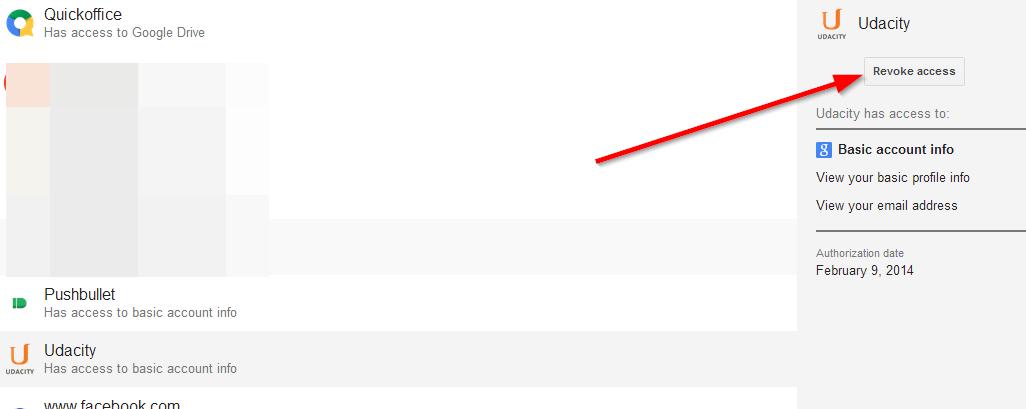 koje aplikacije imaju pristup vasem google nalogu