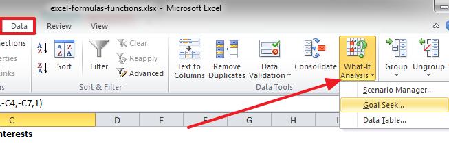 Šta-ako analiza u Excelu