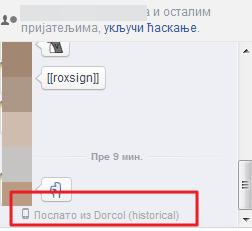Isključite lokaciju svojih poruka na Facebook Messenger-u