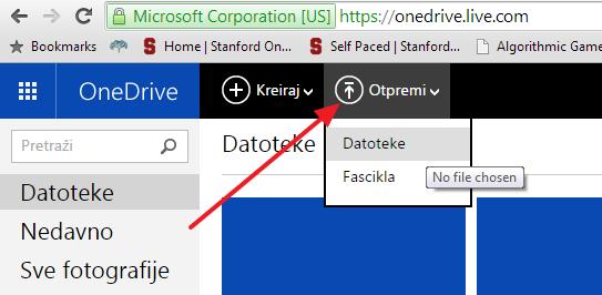 OneDrive – još jedan odličan način za izmenu PDF dokumenata u Wordu onlajn