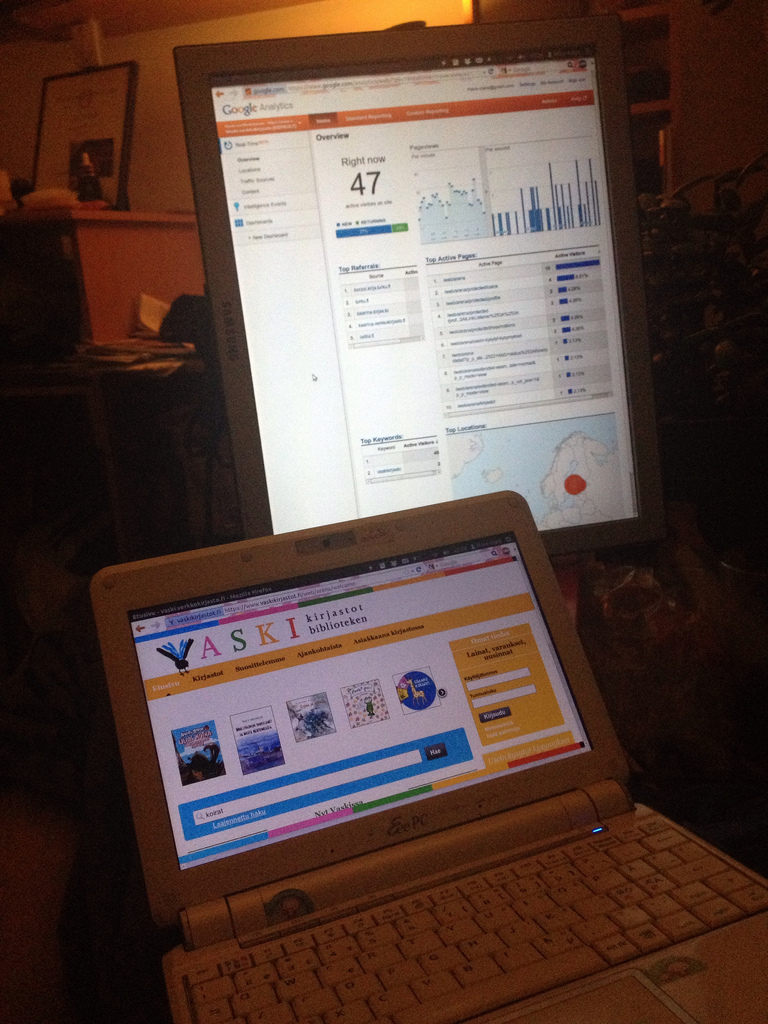 merenje pokazatelja sajta